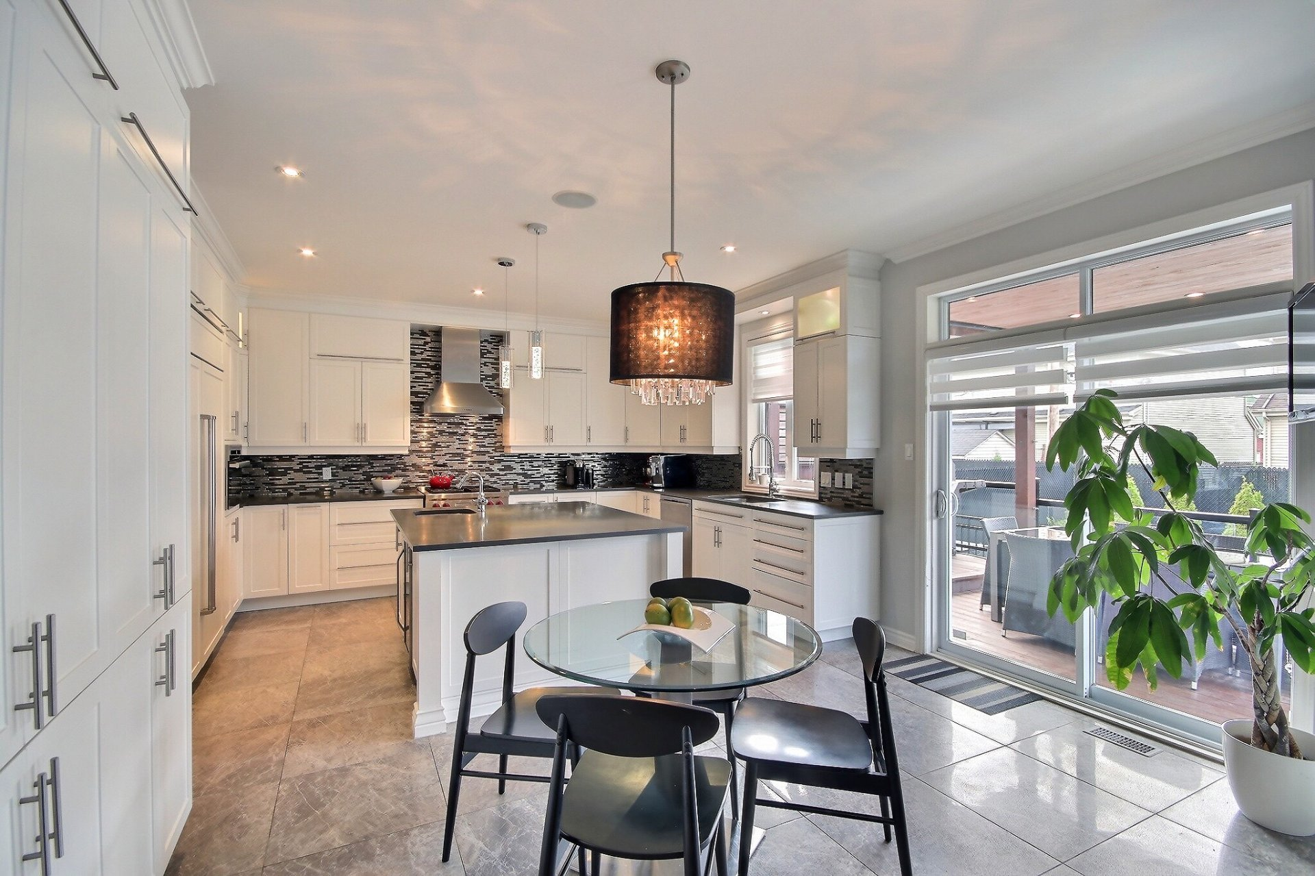 House sold, Laval (Chomedey)
