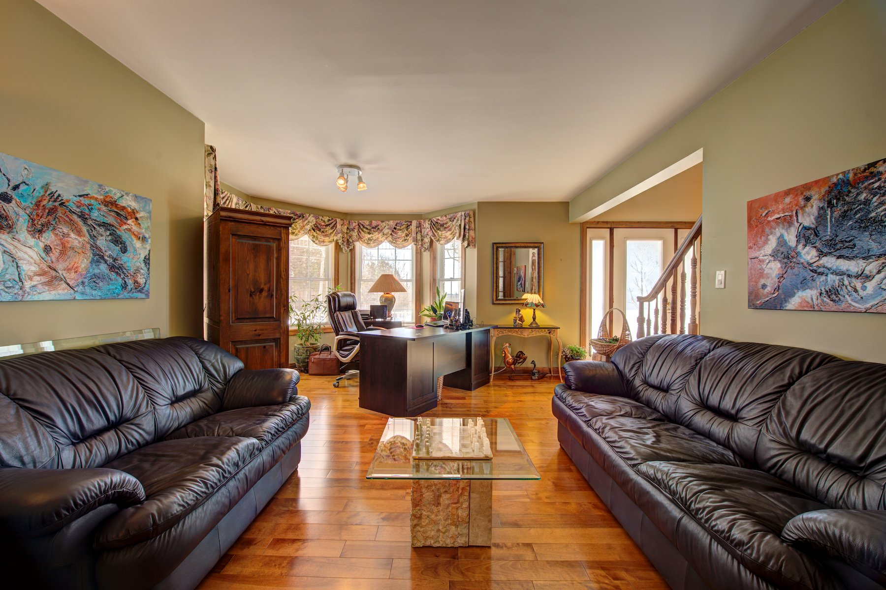 House sold, Lachute