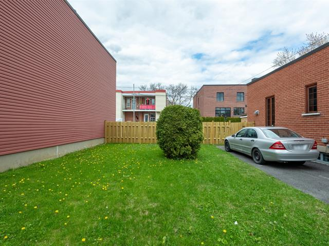 Vacant lot for sale, Montréal (Ahuntsic-Cartierville)