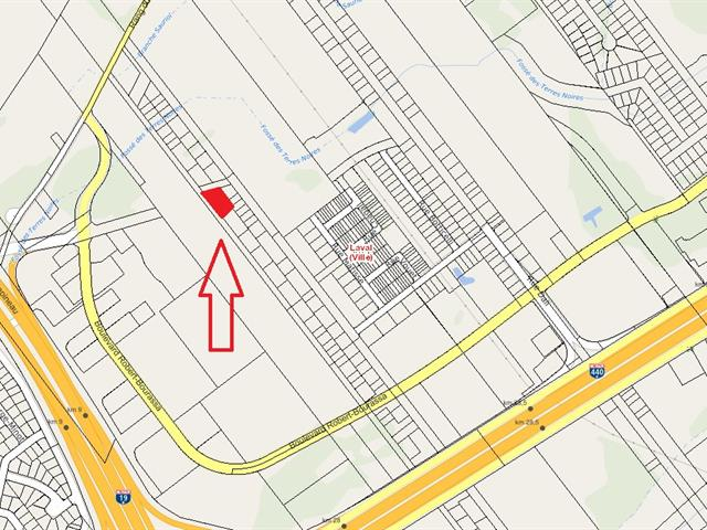 Vacant lot for sale, Laval (Duvernay)