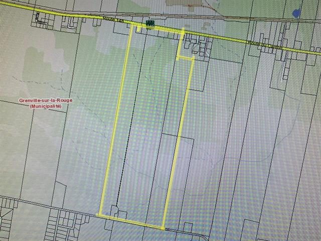Vacant lot for sale, Grenville-sur-la-Rouge