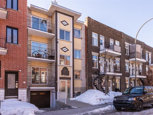 maison à vendre Montréal (Villeray/Saint-Michel/Parc-Extension)
